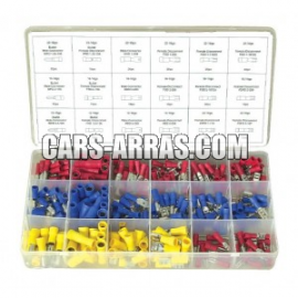 ASSORTIMENT DE 280 COSSES