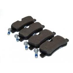 Plaquettes de frein AR range rover / discovery 3 et 4