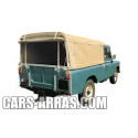 BACHE LAND ROVER SERIES 109